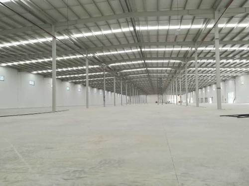 nave nueva stand alone en parque industrial en queretaro - 2,574 mts2