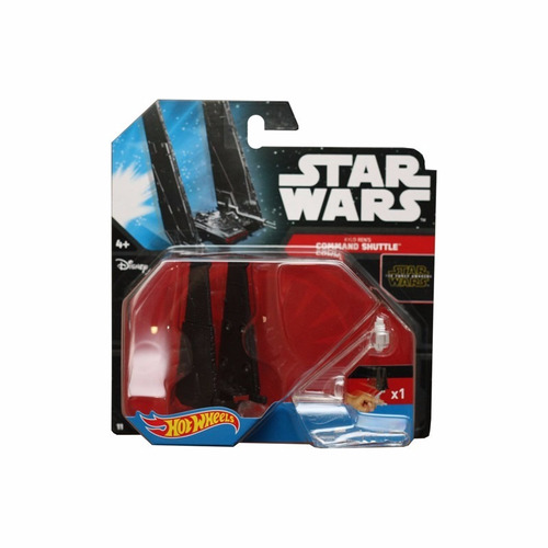 nave star wars  command shuttle  hot wheels no 11