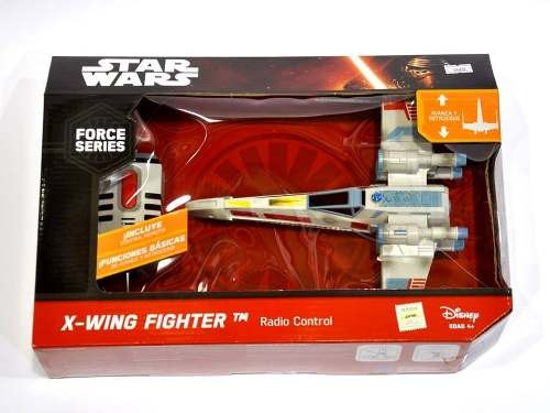 nave star wars force series x-wing fighter radio control