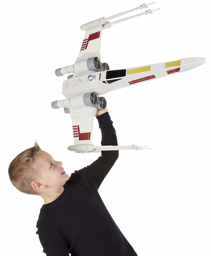 nave x-wing fighter star wars rebels  79 cm (hasbro)
