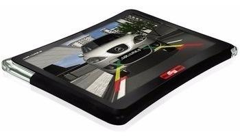 navegador gps 7 polegadas automotivo câmera de ré 4 rodas