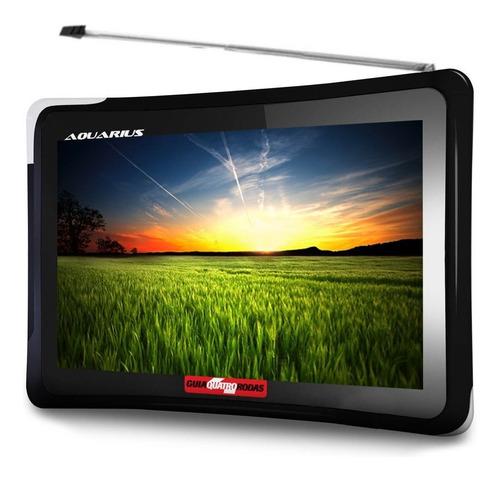 navegador gps automotivo 7 polegadas touch com tv digital