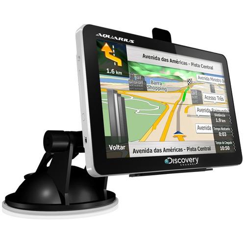 navegador gps automotivo discovery 4.3 polegadas radar 3d