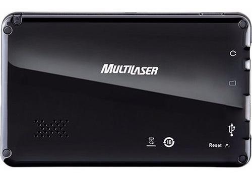 navegador gps multilaser tracker iii tela 4.3 touch screen