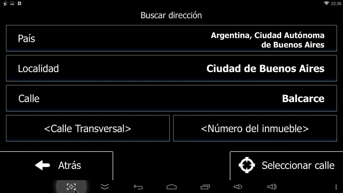Navegador Igo Primo O Nextgen Con Ultimos Mapa De Argentina + Radares Para  Car Stereos Gps Chinos Con Sistemas Android