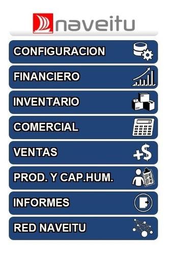 naveitu contabilidad pos (punto de venta) factura inventario