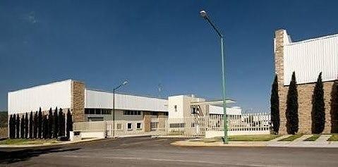 naves en parque industrial technology park