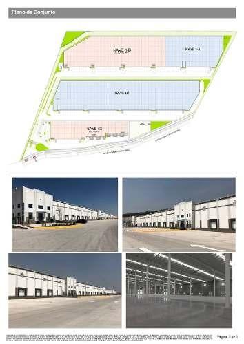 naves ind. en venta en tepotzotlan edo. de mexico 15990 m²