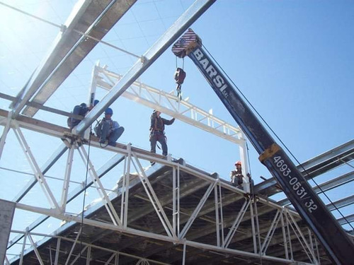 naves industriales estructuras metalicas galpones galpon