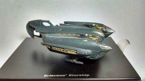 naves star wars grievous starship nsw046 milouhobbied