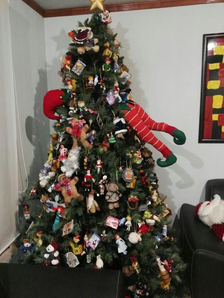 Navidad 3 Juegos De Piernitas 1470 00 Envio Incluido 1 470 00