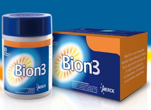 navidad : bion3 multivitaminico con probioticos energia