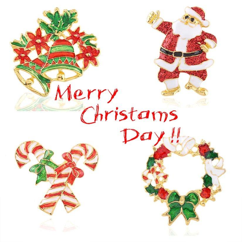 Dibujos De Navidad Creativos.Navidad Broche Creativo Vestido Accesorios Dibujos Animados