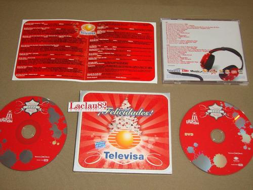 navidad con amigos 2006 emi cd fey rbd lucero belinda 15trac