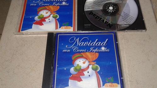 navidad con coros infantiles 2cd