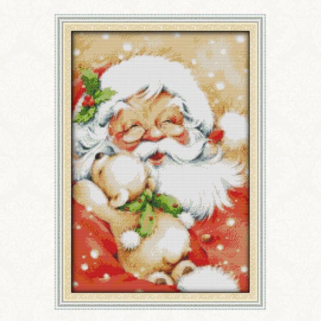 Navidad Decoración Cruz Puntada Patrón Diy Mano Arte - Pap ...
