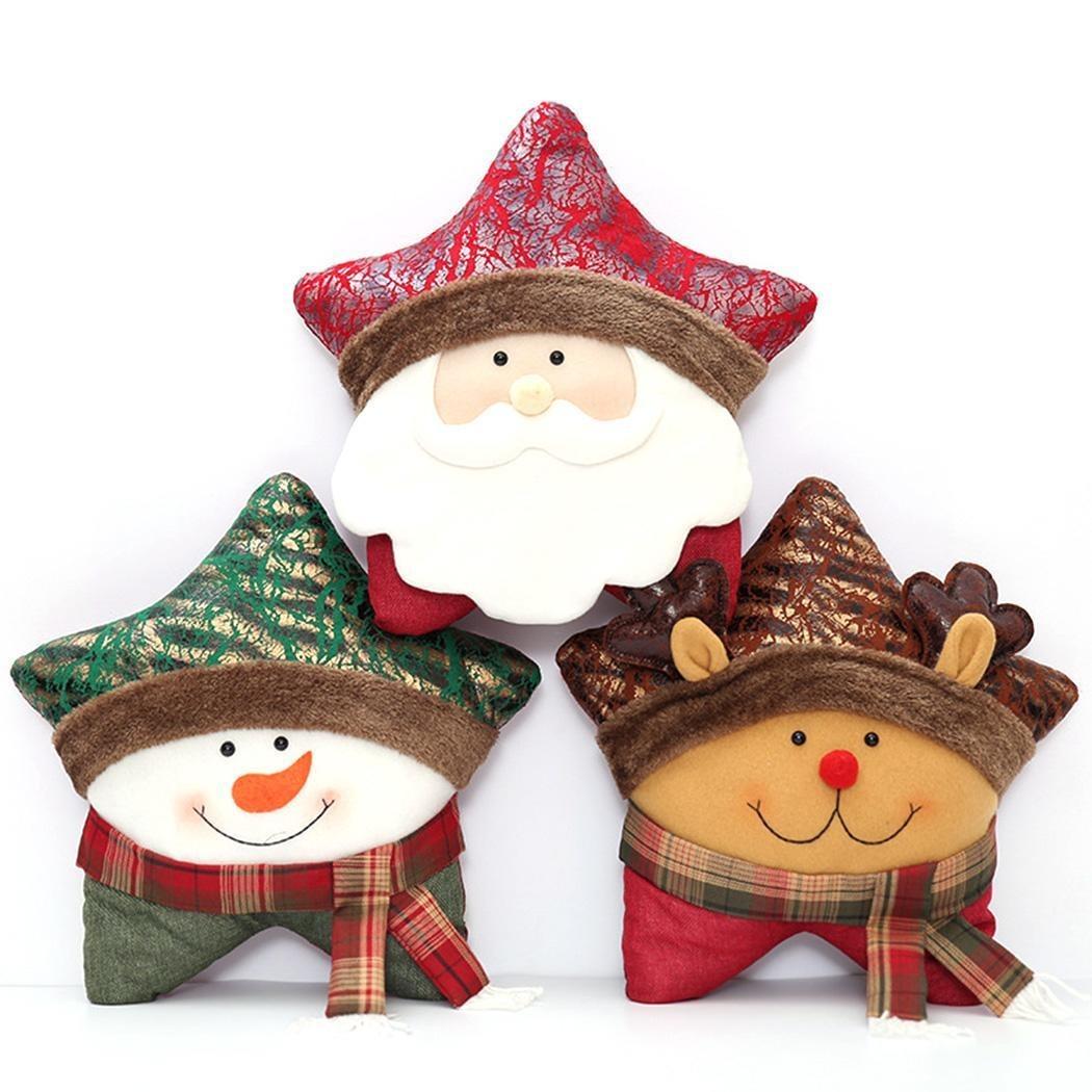 Dibujos De Navidad Creativos.Navidad Dibujos Animados Imprime Regalo Creativo Festival Pa