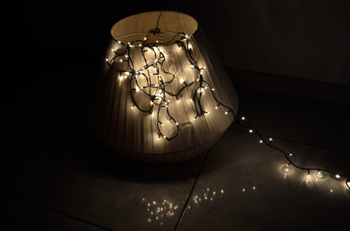 navidad luces luces