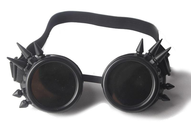 b2e242090a Navidad Steampunk Gafas Mascarada Soldadura... (#2 Black) - $ 42.990 ...