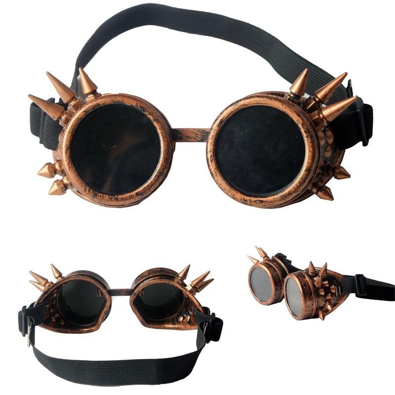 c95e1503e1 Navidad Steampunk Gafas Mascarada Soldadura... (#2 Red) - $ 43.990 ...