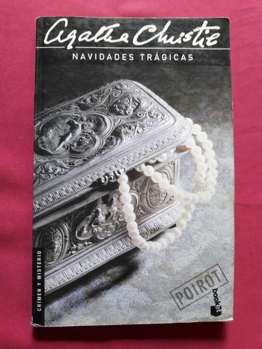navidades trágicas - agatha christie - booket