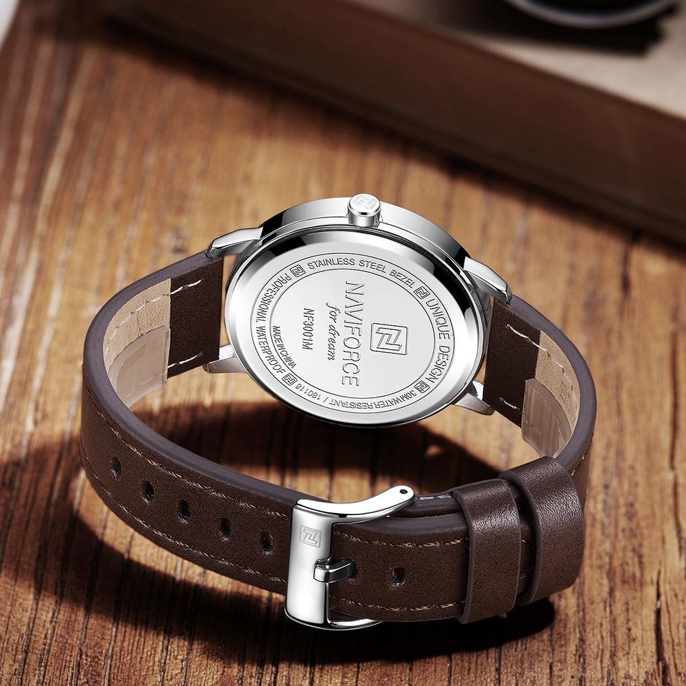 f9c4b4ac4600 Naviforce Nf3001 Reloj Para Hombres Marca Sport Quartz -   481.34 en ...