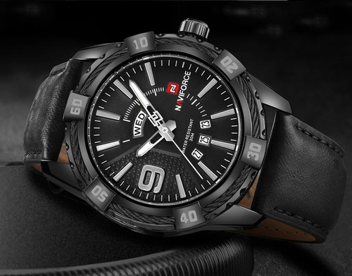 naviforce nf9117 cuero estilo moderno producto de calidad