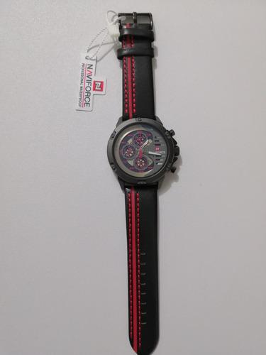 naviforce. reloj pulsera deportivo de hombre