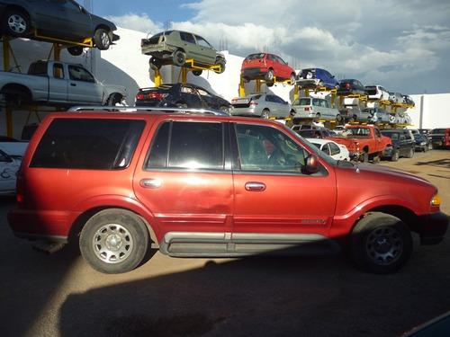 navigator lincoln 2001.....sin motor, yonkes