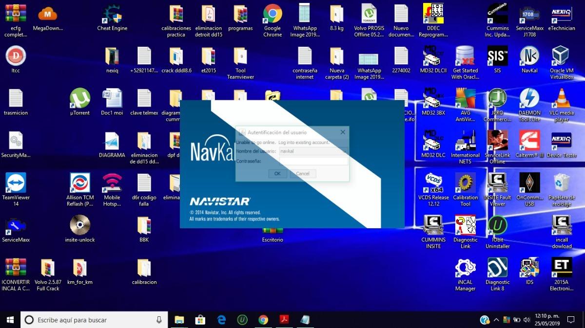 Navkal Navistar Software De Programación