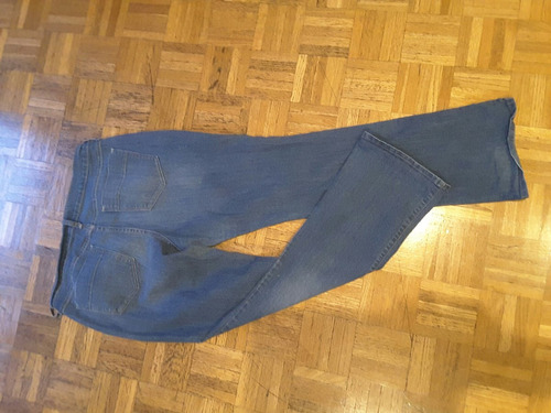 navy mujer jean old