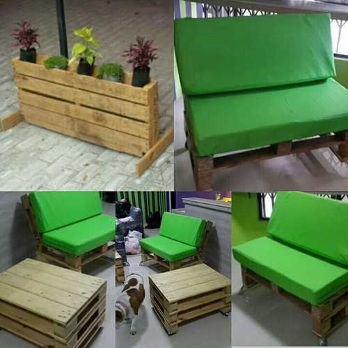 Nayru Furniture Fabricamo Muebles Reciclados, Pallets Palets  U$S 2