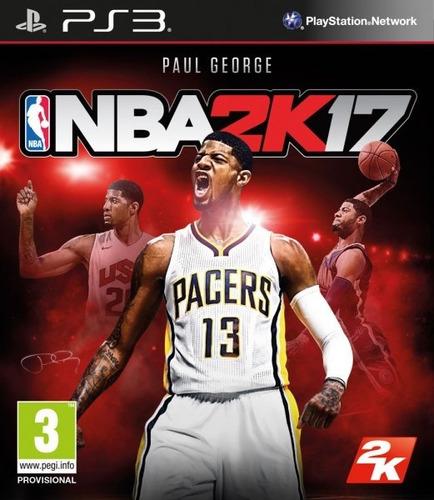 nba 2k 17 juegos digitales ps3 en disco duro tienda física
