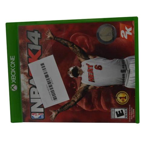 nba 2k14 juego xbox