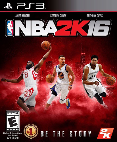 nba 2k16 - ps3 - pronta entrega!