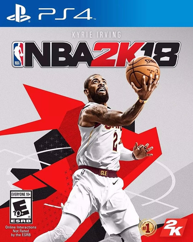 nba 2k18 ps4 fisico sellado playstation 4 envío grátis.
