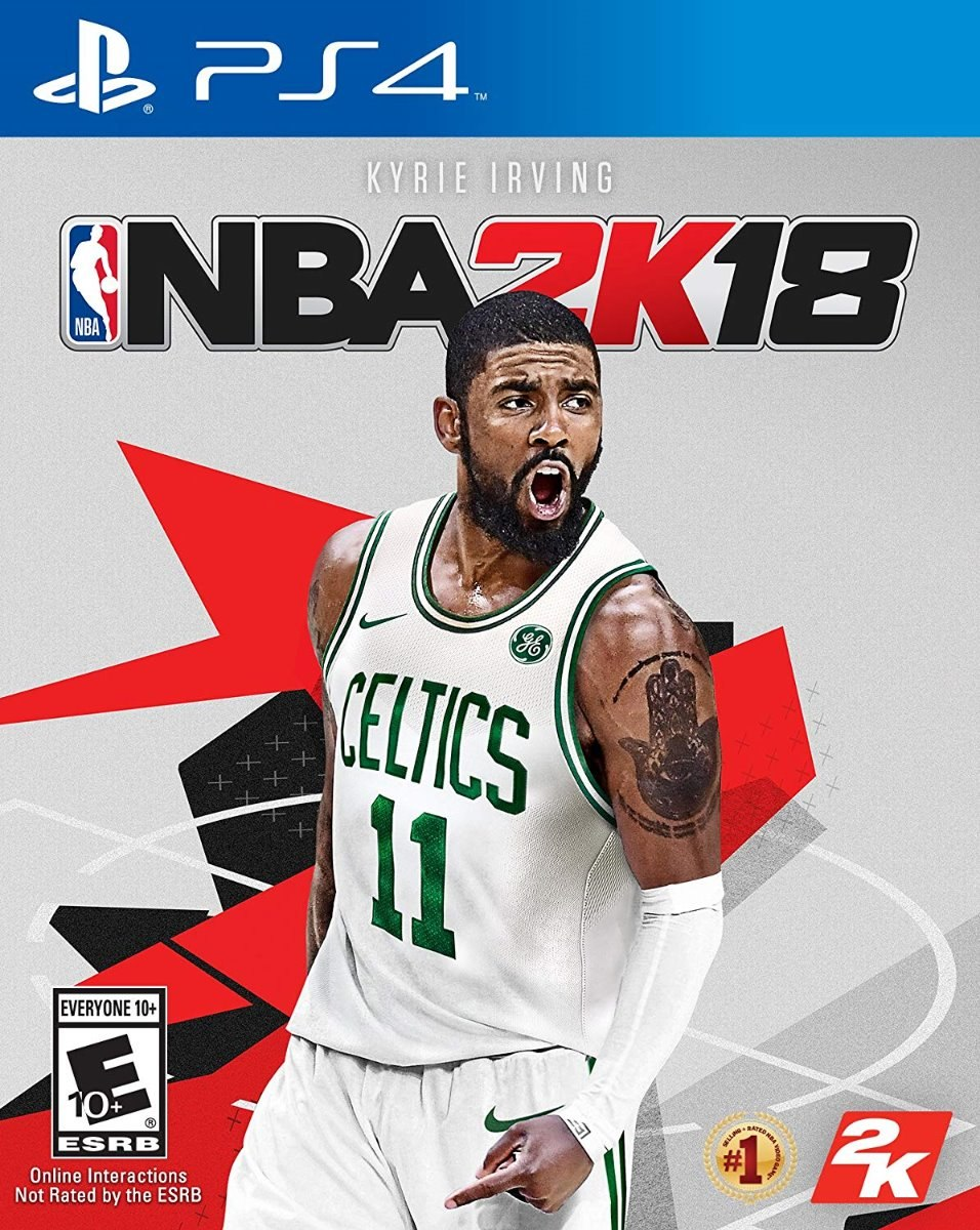 NBA 2K18 (SEMINUEVO)