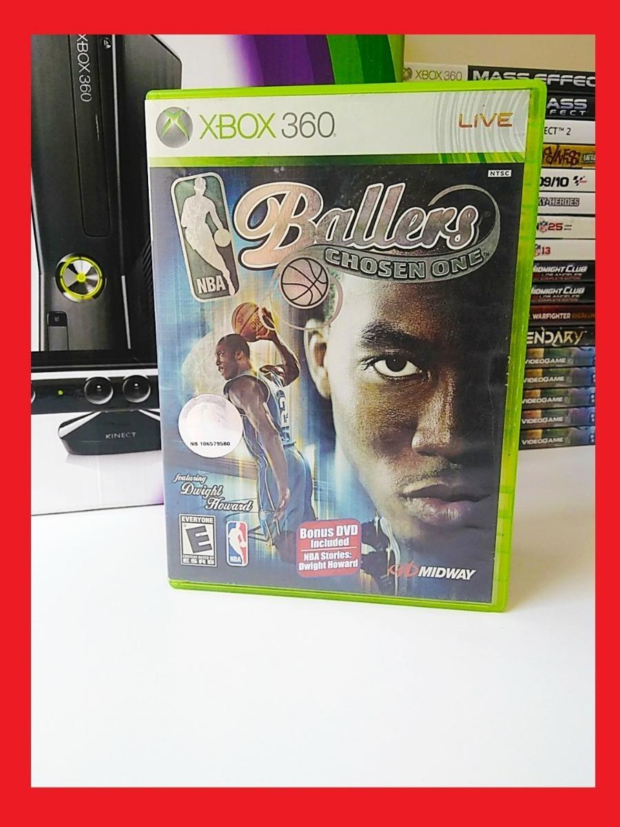 NBA Ballers: Chosen One - Xbox 360