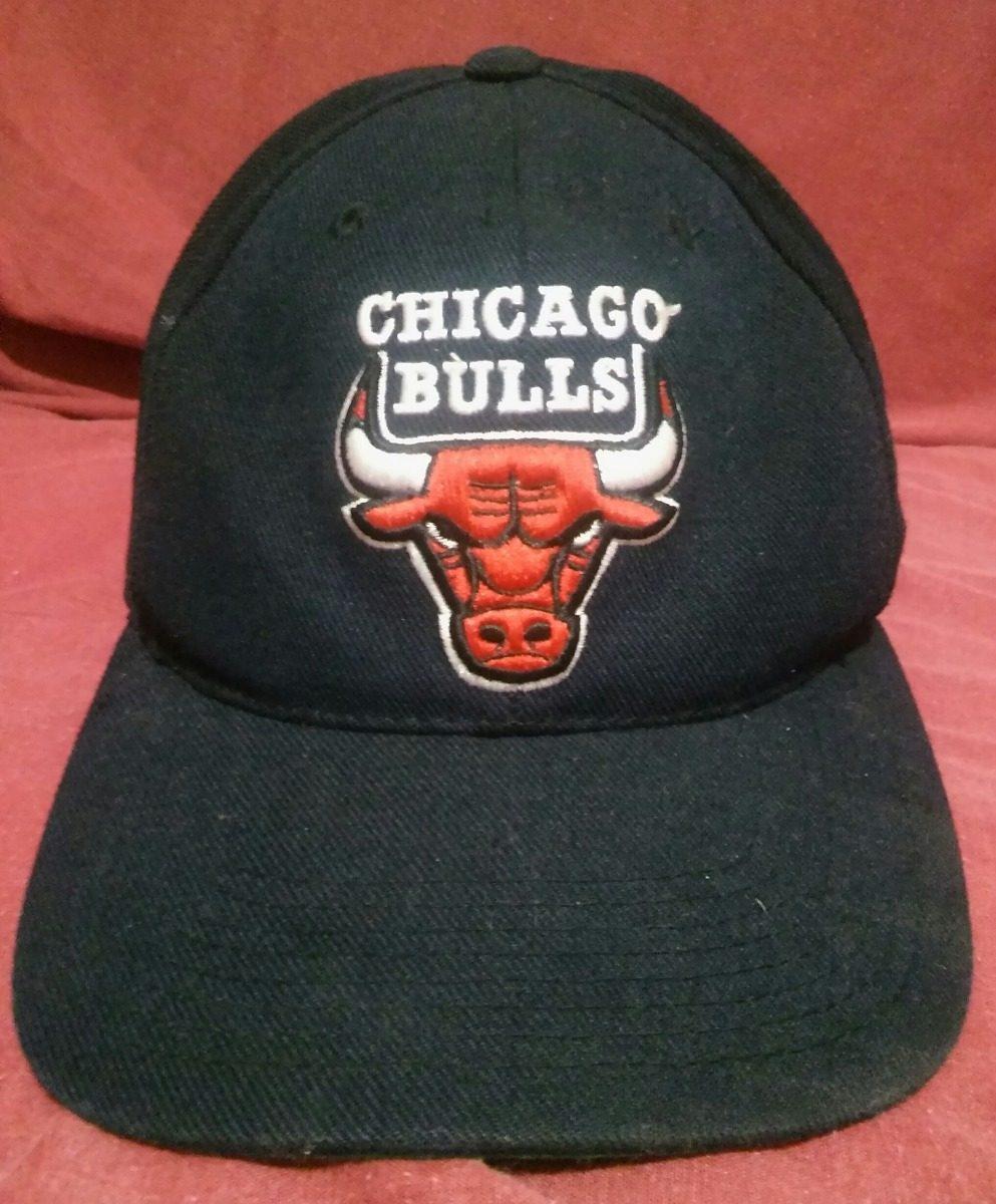 Nba - Chicago Bulls - Gorra De Colecion (1994) -   1.500 2710d5b9968
