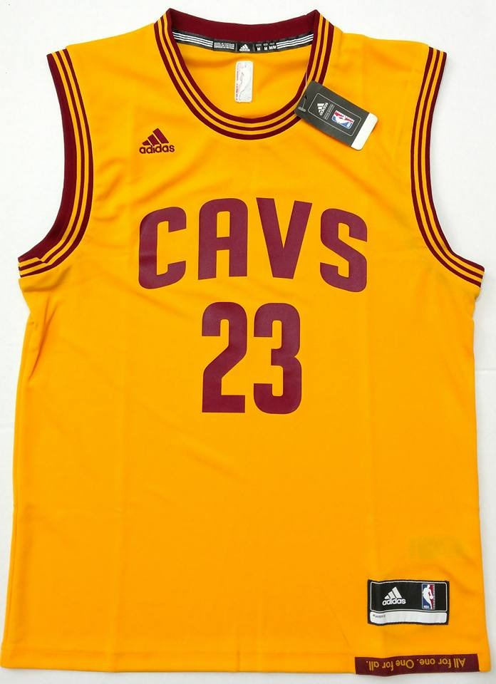 official photos e58a1 376db Nba Cleveland Cavaliers adidas Jersey Original Tallas James