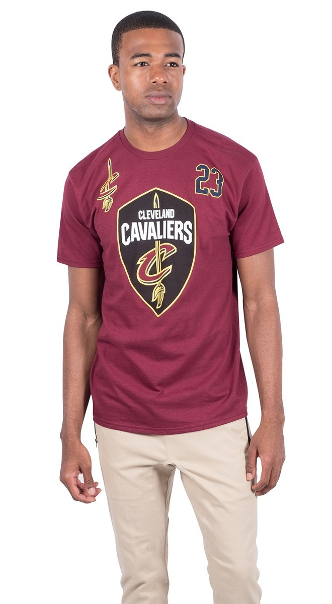 Nba lebron james cleveland cavaliers camiseta para hombre cargando zoom jpg  660x1200 Camiseta james diseño lebron e1d0baf0ce454