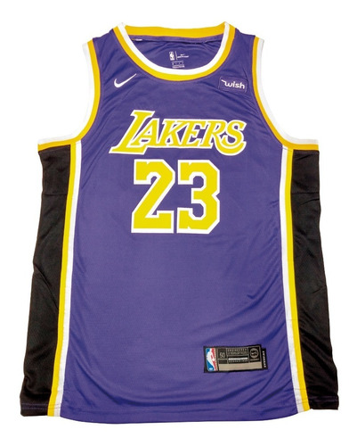 nba los angeles lakers lebron james jersey camiseta