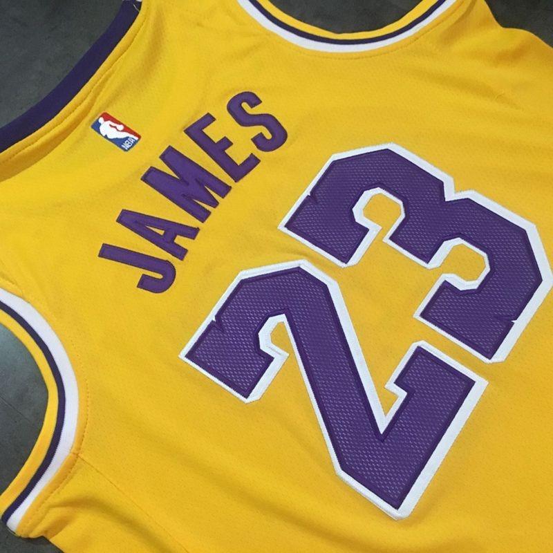 c0dee4d91 Nba Los Angeles Lakers No 23 Lebron James 2019 -   114.999 en ...