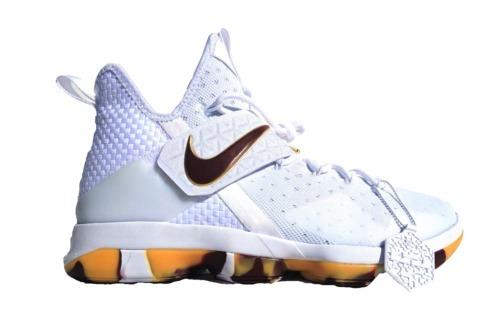 Nba Nike Tenis Lebron 14 Xlv Lebron James Original Blancos
