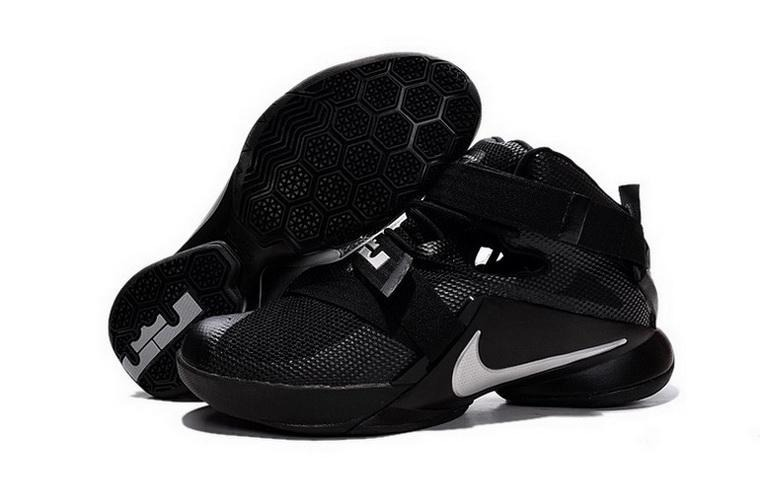 331b024dce Nba Nike Tenis Lebron Soldier 9 Ix Lebron James Originales 9 ...