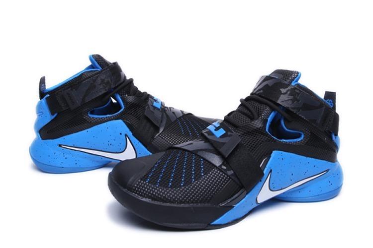 4230bacd89 Nba Nike Tenis Lebron Soldier 9 Prm Lebron James Originales ...