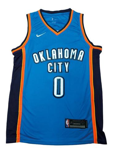 nba oklahoma city thunder russell westbrook jersey camiseta