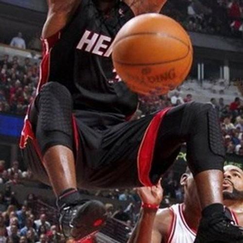 nba protetor de joelho basquete profissional espuma perna