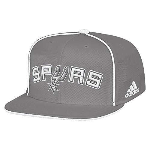 Nba San Antonio Spurs Gorra Snapback Flat Brim Team Para Hom ... feec19e8510