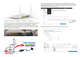 Nc-link Wr26-wt Router Wifi Poe In/out 9v-28v Sin Fuente